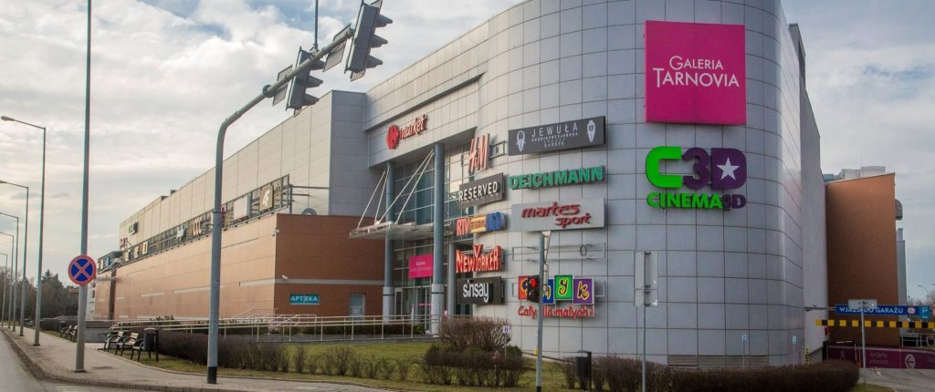 Galeria Tarnovia, Retail Journal, retail