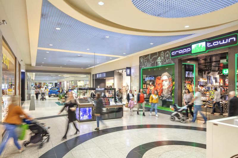 EPP Galeria Twierdza w Zamościu, Retail, Retail Journal