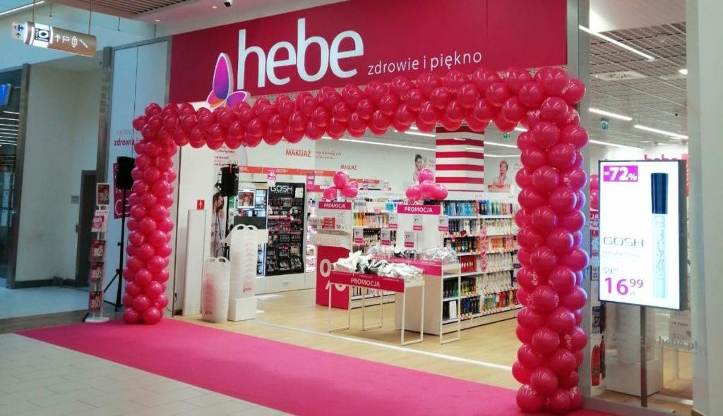 Hebe, Centrum Handlowe Forum, Retail, Retail Journal, Portal o branży retail