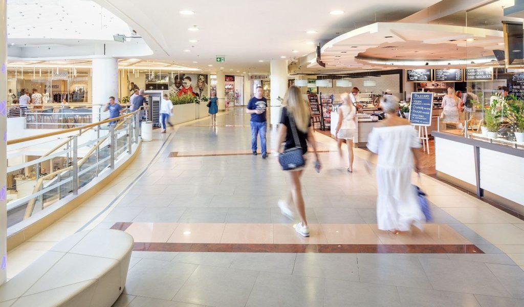 Galeria Klif w Warszawie_wnętrze_retail_journal