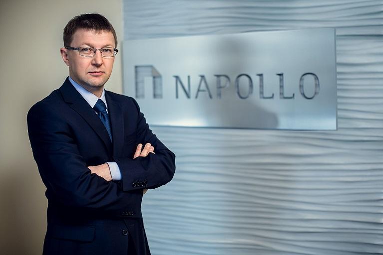 prezes_zarządu_napollo_holding_sławomir_zawadzki_retail_journal