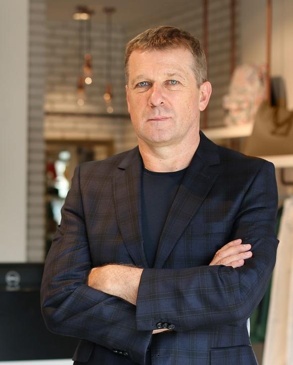 Krzysztof Bajołek, prezes zarządu Answear.com Fot. Materiały prasowe